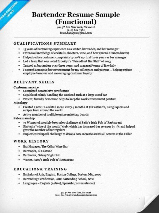 Functional Resume Template Free Elegant Functional Resume Examples & Writing Guide Resume Panion