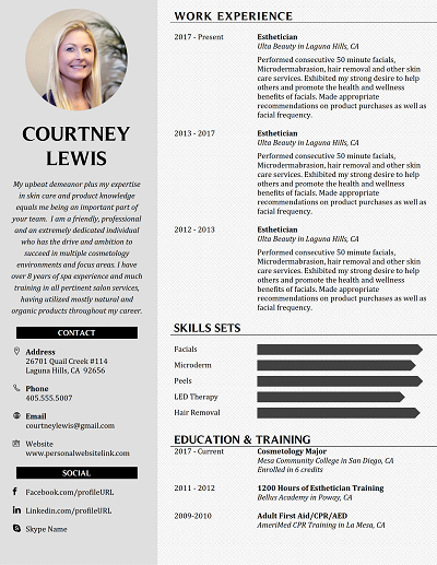 Functional Resume Template Word New Principled Beige Core Functional Resume W Columns