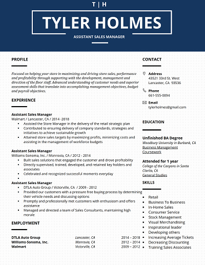 Functional Resume Templates Word Inspirational Blue Bell Table formatted Core Functional Resume W