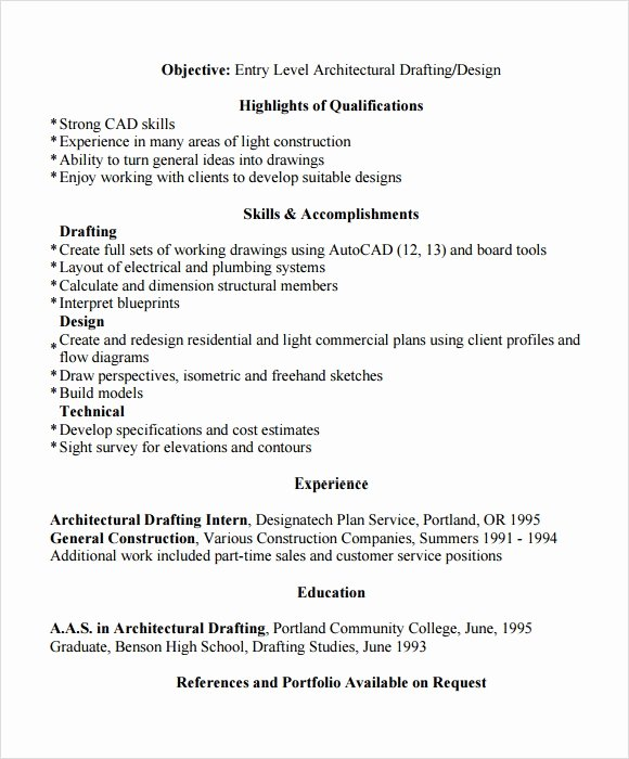Functional Resume Templates Word Inspirational Free 5 Sample Functional Resumes In Pdf