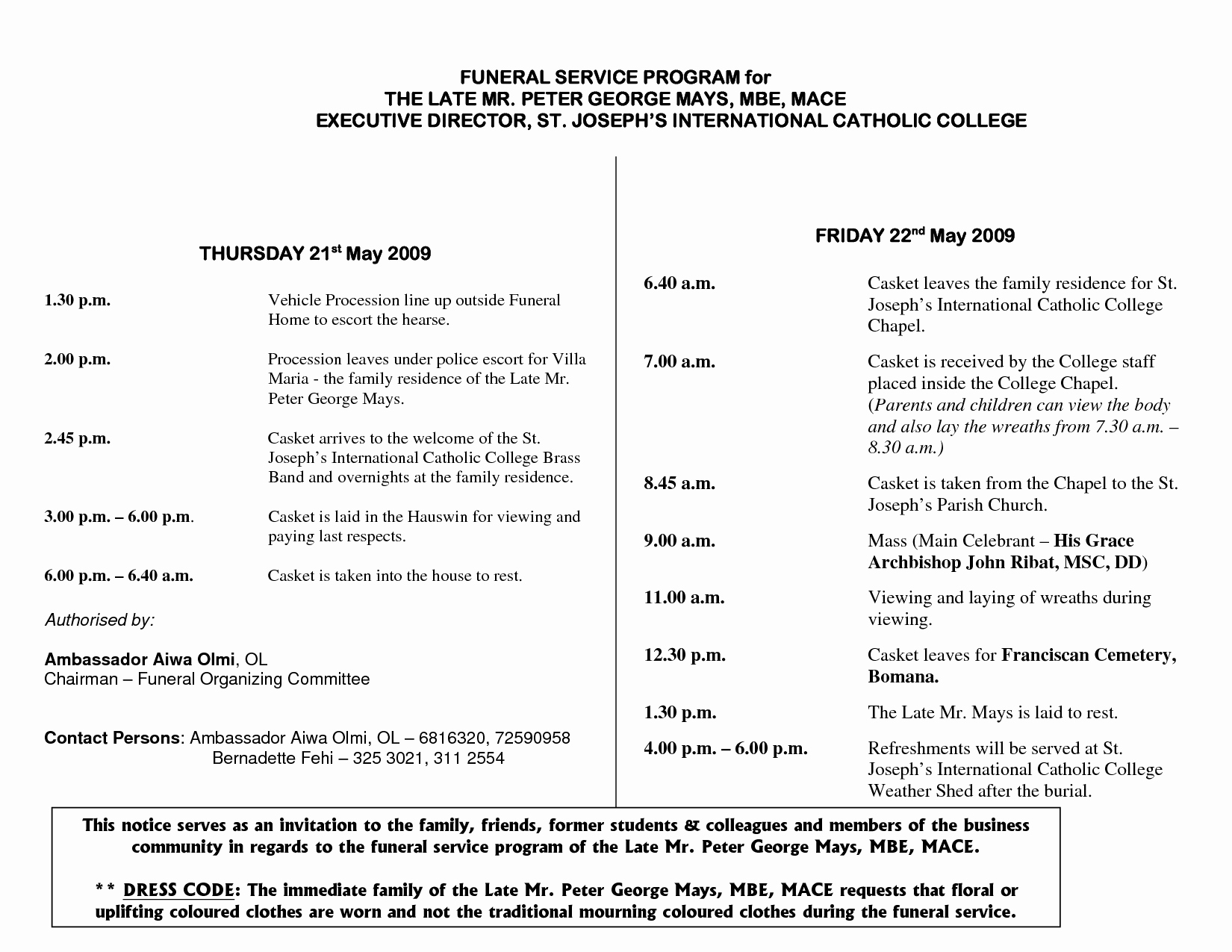 Funeral Mass Program Template Fresh 27 Of Catholic Funeral Mass Program Template