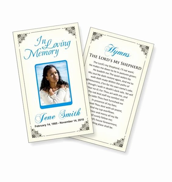 Funeral Prayer Card Template Free Elegant Funeral Prayers Prayer Cards and Card Templates On Pinterest