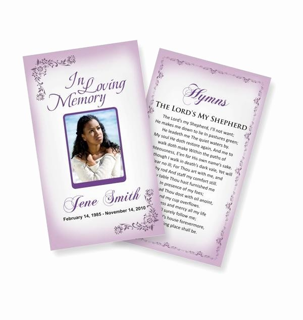 Funeral Prayer Card Template Free Lovely 10 Best Prayer Cards and Templates Images On Pinterest