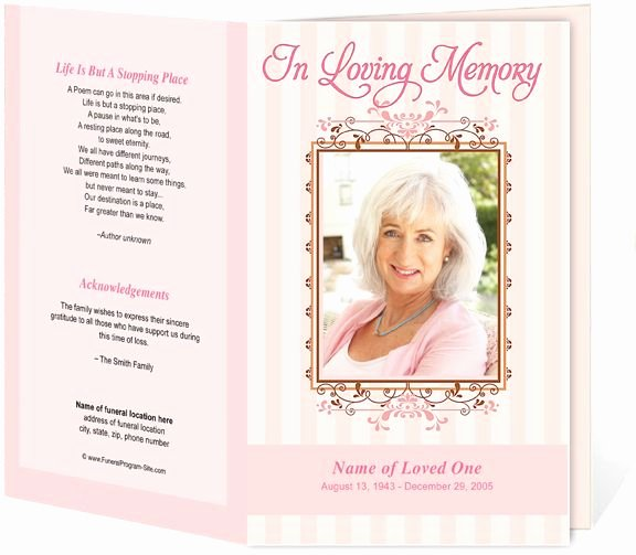 Funeral Program Template Microsoft Word Fresh 205 Best Images About ♛ Funeral Pinboard On Pinterest