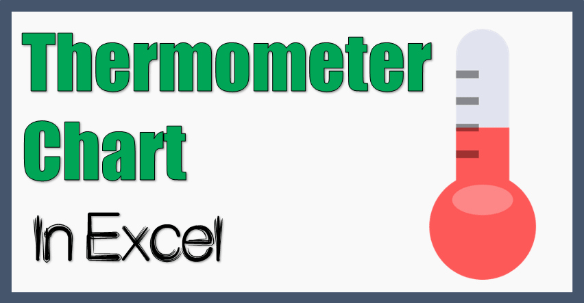Goal thermometer Template Excel Best Of How to Create A thermometer Chart In Excel