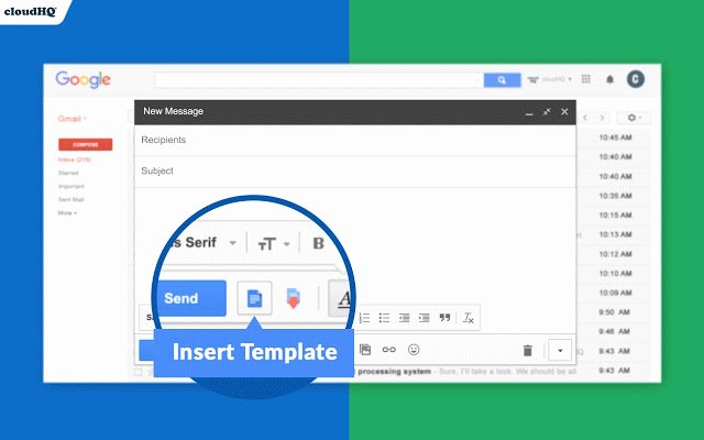 Google Doc Newsletter Template Fresh Gmail™ Email Templates Chrome Web Store
