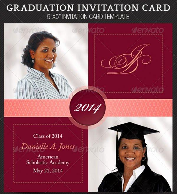 Graduation Invitation Template Word Beautiful Free 11 Beautiful Graduation Invitation Templates In