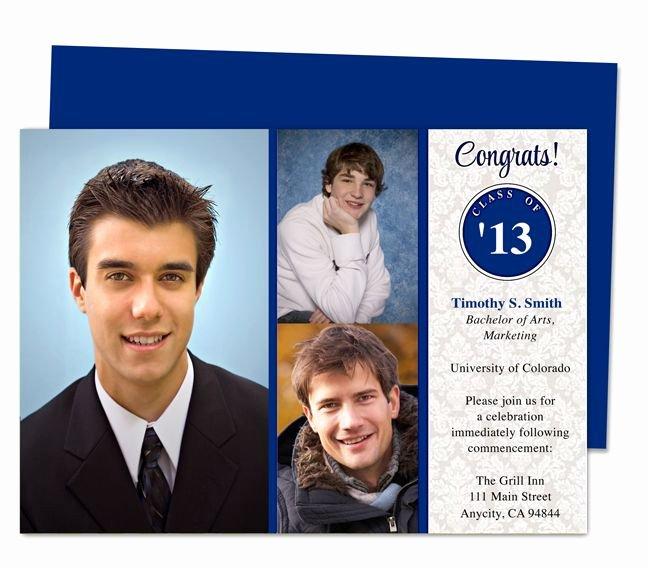 Graduation Invitation Template Word Best Of Best 46 Printable Diy Graduation Announcements Templates