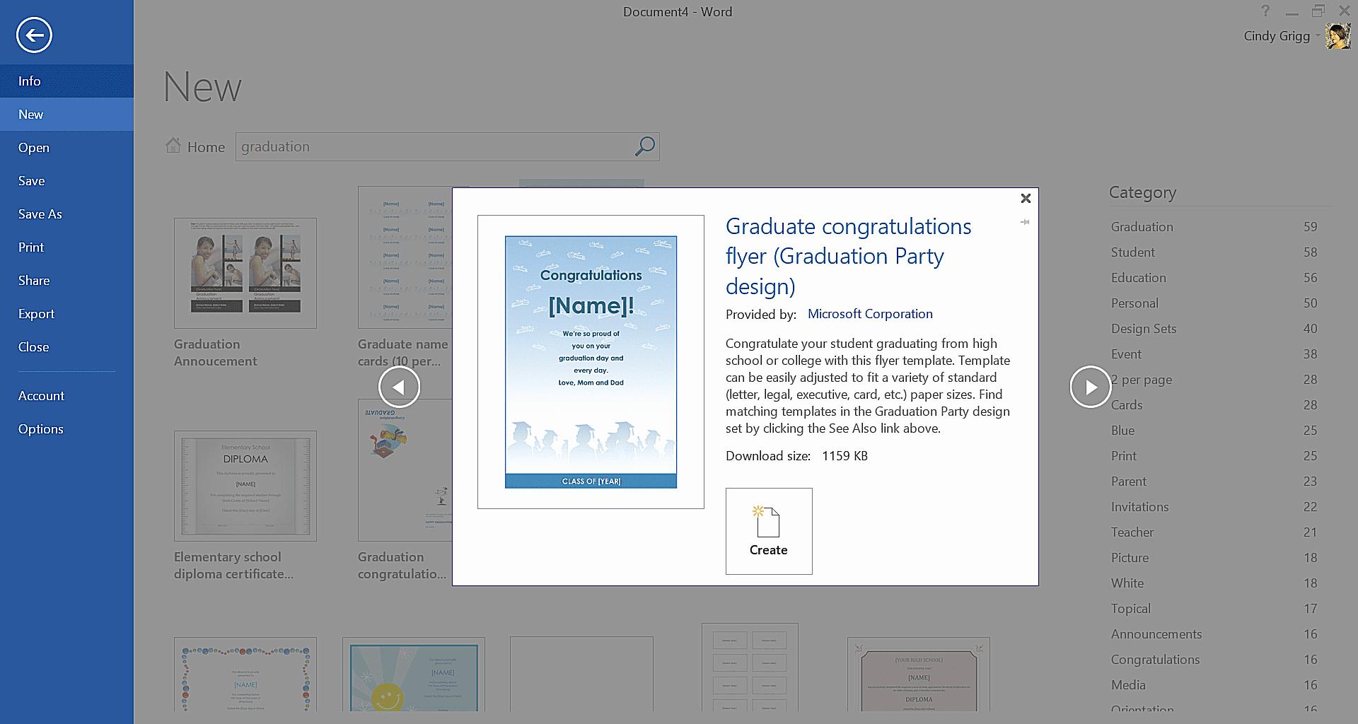 Graduation Invitation Template Word Best Of Get Microsoft S Best Graduation Templates