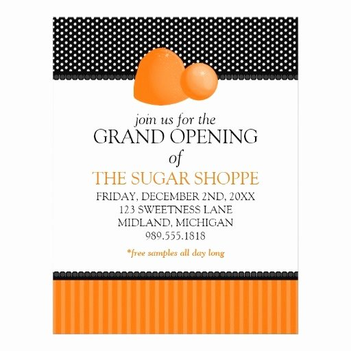 Grand Opening Flyer Template Free Elegant 17 Best Images About Grand Opening Flyer Template On