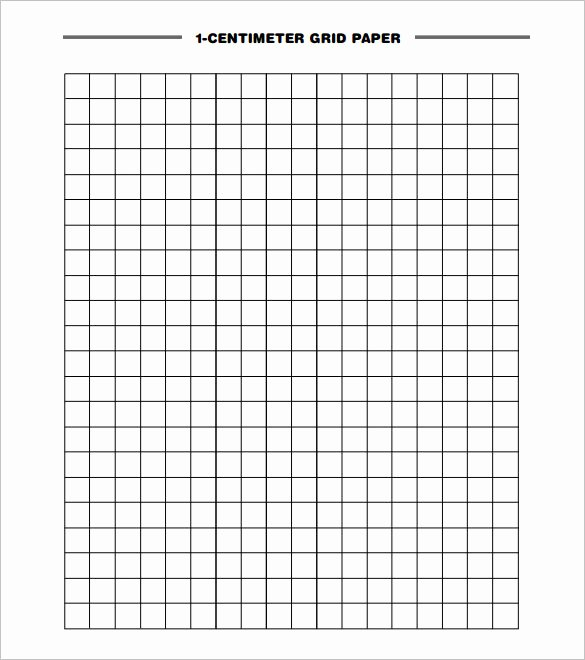 Graph Paper Template Excel Unique 12 Graph Paper Templates Pdf Doc