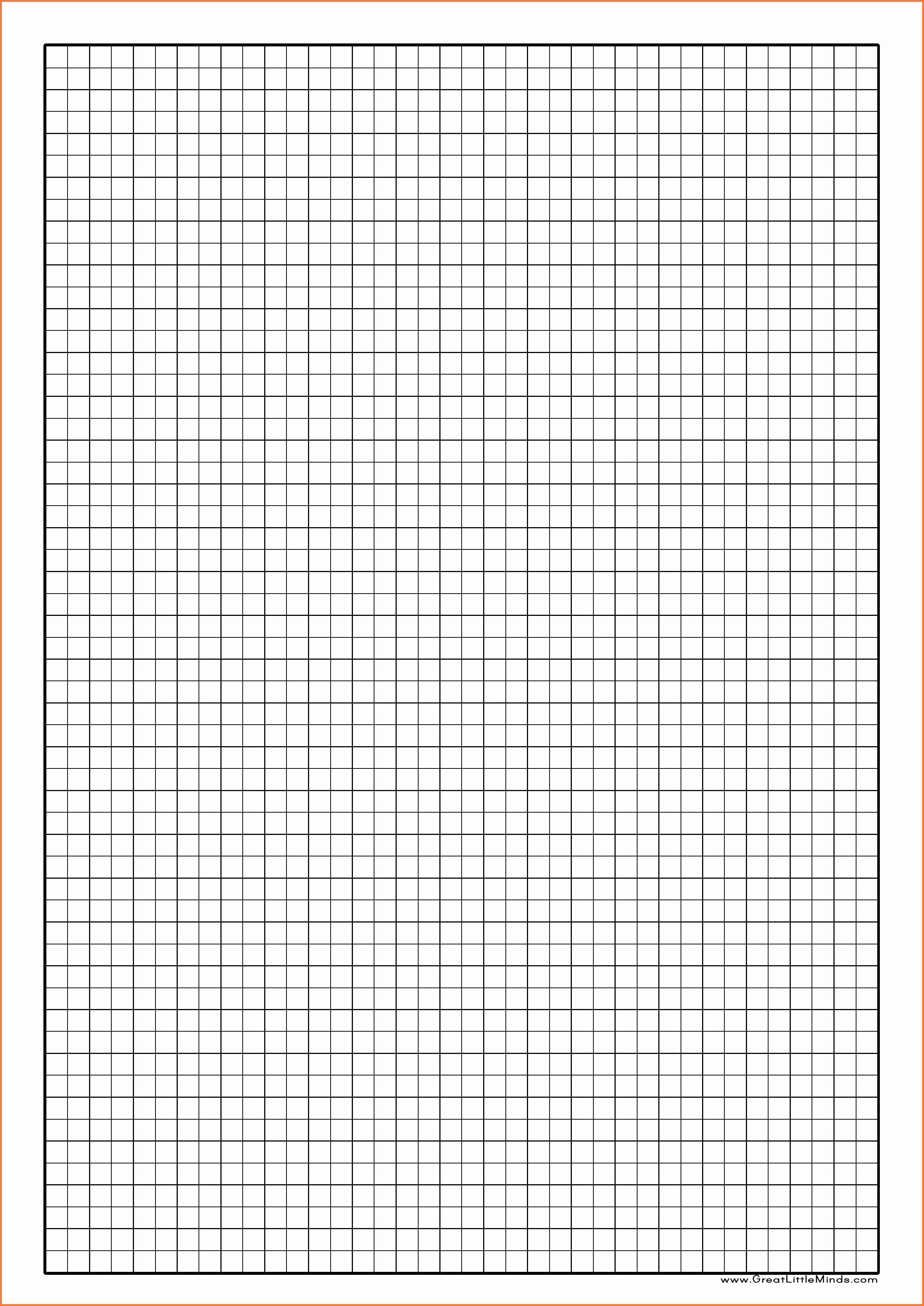 Graph Paper Template Pdf Awesome Graph Paper Printable Pdf