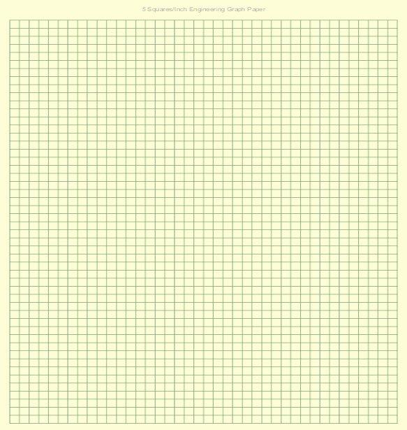 Graph Paper Template Pdf Beautiful Engineering Paper Template – 9 Free Word Pdf Jpeg