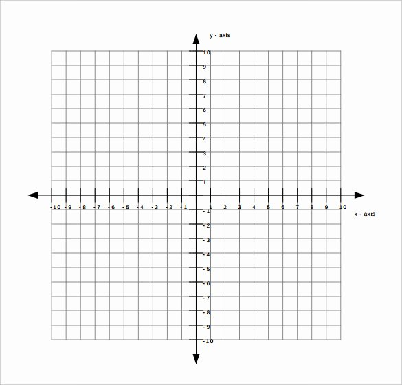 Graph Paper Template Pdf Best Of 9 Free Graph Paper Templates Pdf
