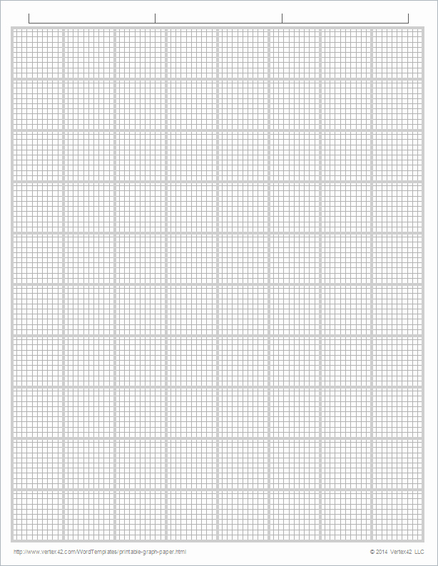 Graph Paper Template Pdf Best Of Printable Graph Paper Templates for Word