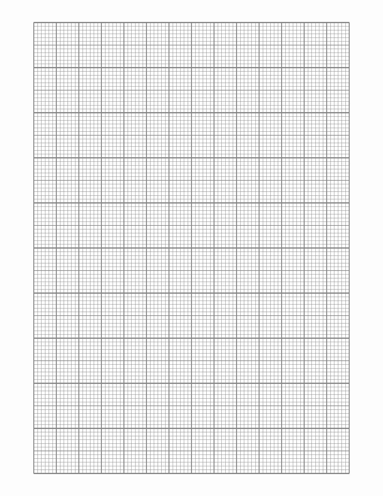 Graph Paper Template Pdf Elegant File Graph Paper Inch Letter Pdf