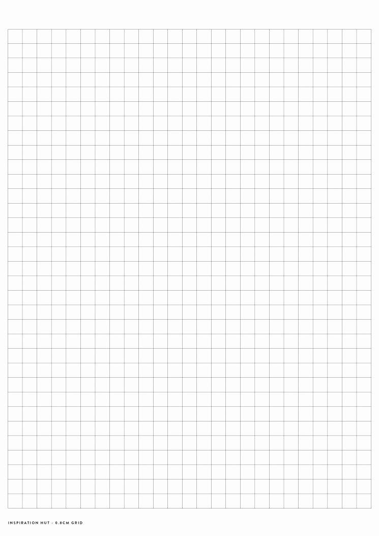Graph Paper Template Pdf Unique Printable Graph Grid Paper Pdf Templates Inspiration Hut