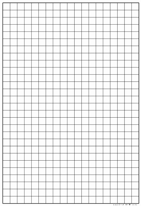Graph Paper Template Word Fresh 31 Free Printable Graph Paper Templates Pdfs and Docs