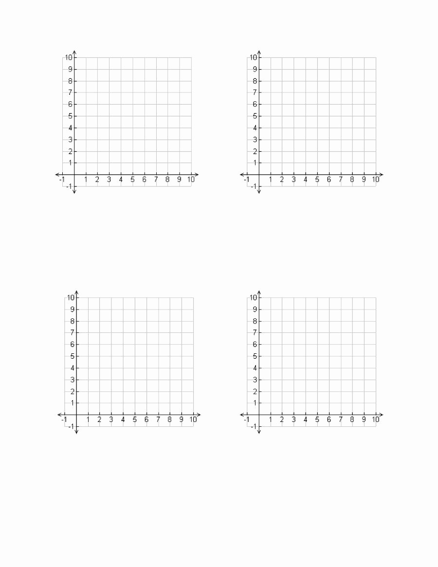 Graph Paper Template Word Fresh 33 Free Printable Graph Paper Templates Word Pdf Free