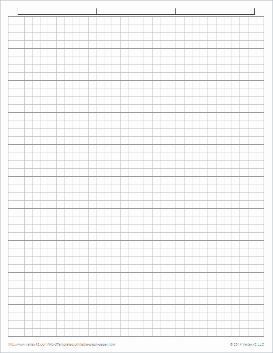 Graph Paper Template Word Luxury Printable Graph Paper Templates for Word