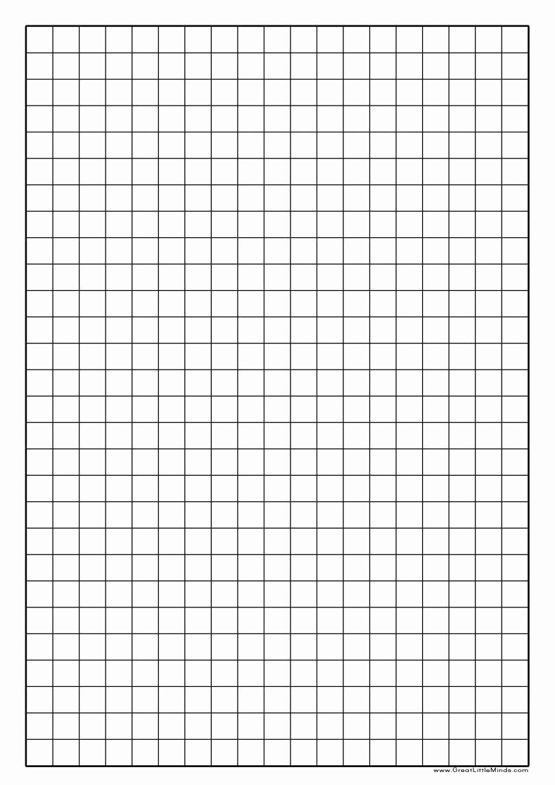 Graph Paper Template Word Unique Graph Paper Printable 8 5x11 Free