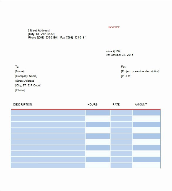 Graphic Design Invoice Template Awesome Graphic Design Invoice Template Free Download 7 Reasons