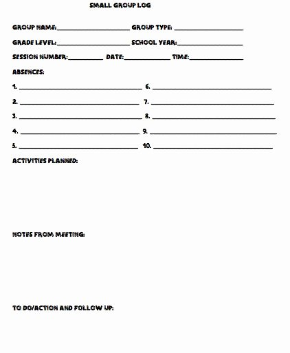 Group therapy Note Template Luxury 102 Best Images About Sw Resources forms and