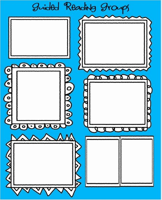Guided Reading Template Pdf Beautiful All In E Guided Reading tool Kit