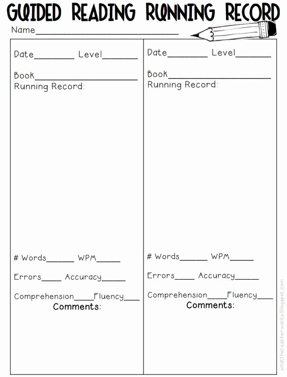 Guided Reading Template Pdf Inspirational Pinterest • the World's Catalog Of Ideas