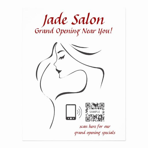 Hair Salon Flyer Templates Free Best Of Flyer Template Hair Salon Letterhead