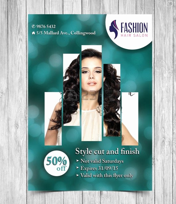 Hair Salon Flyer Templates Free Best Of Printable Flyer Template Hair Salon Flyer Beauty Salon Flyer