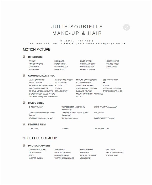 Hair Stylist Resume Templates Luxury January 2018 Archive 5 Highest Paid Female Gamers