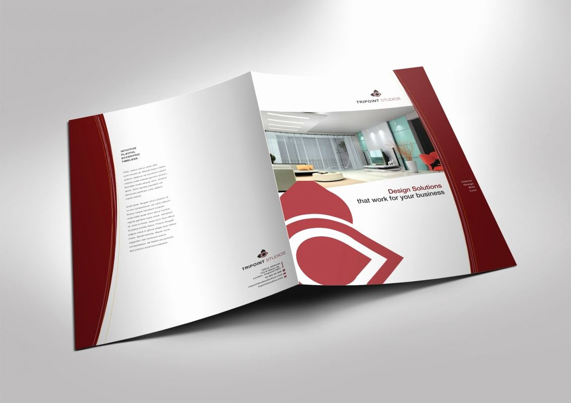 Half Page Flyer Template Free Fresh Half Fold Brochure Template for Design Pany Marketing