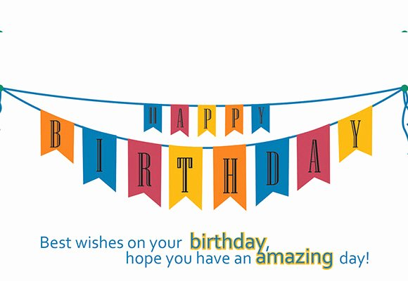 Happy Birthday Email Template Beautiful Happy Birthday Email Templets 8 Samples Examples format