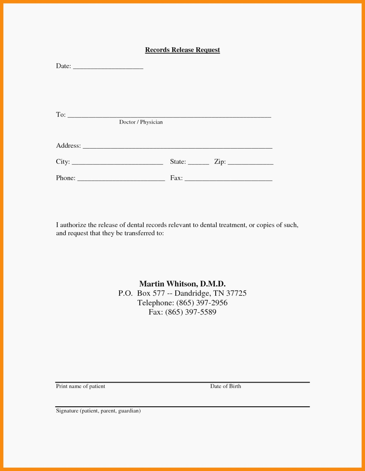 Hipaa Release form Template Best Of 15 Reasons You Should Fall
