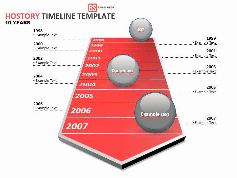 History Timeline Template Word Inspirational Timeline Template 19 Free Best Blank Timeline Designs