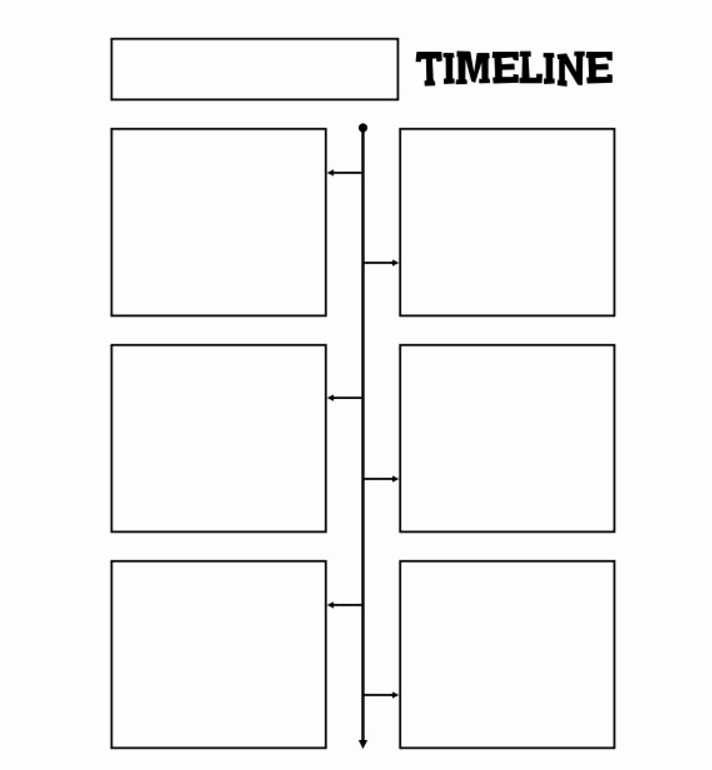 History Timeline Template Word Luxury 33 Blank Timeline Templates – Free and Premium Psd Word