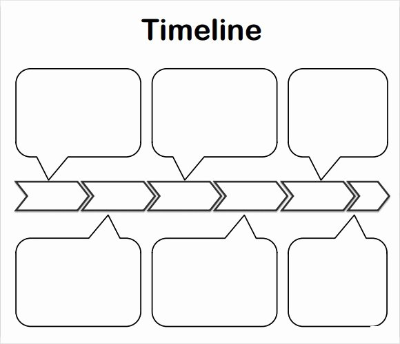 History Timeline Template Word Unique 6 Sample Timelines for Kids Pdf Word
