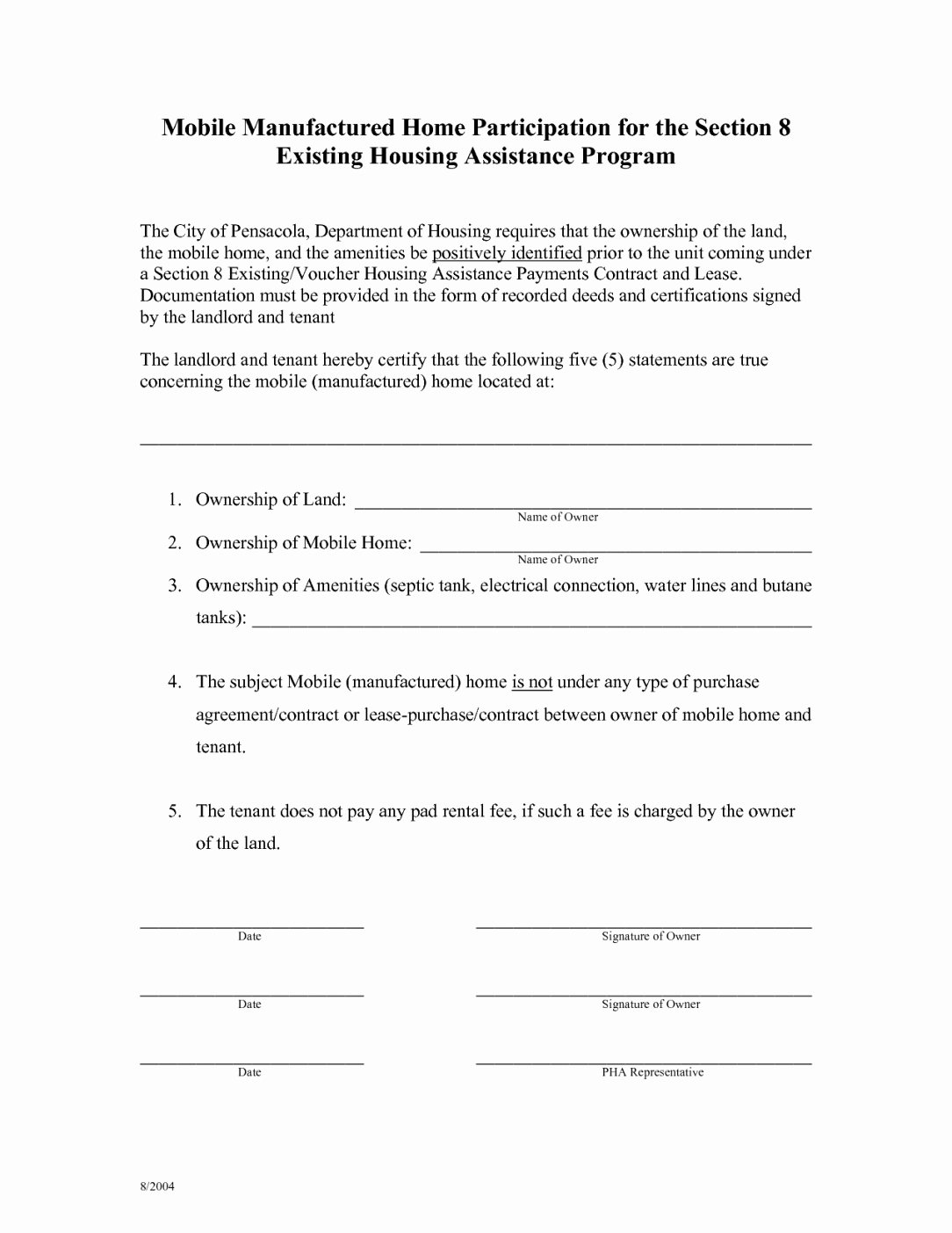 Home Purchase Agreement Template Lovely Mobile Home Purchase Agreement