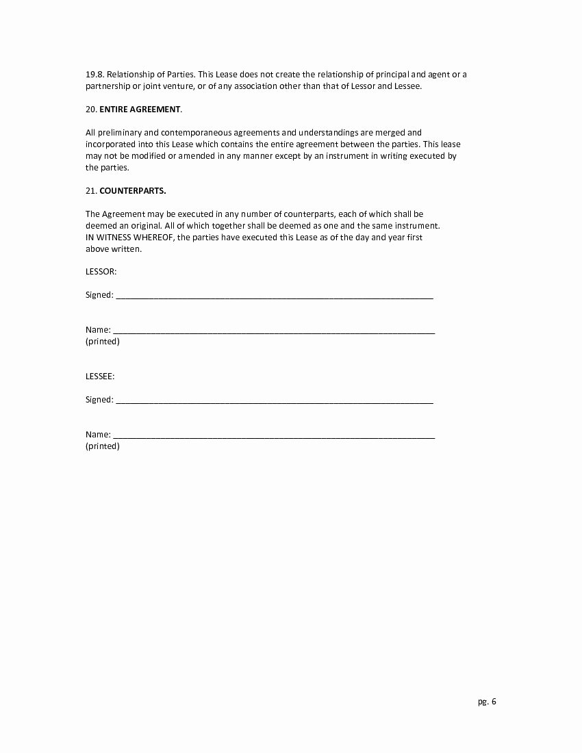 Horse Lease Agreements Template Luxury Download Free Full Time Horse Lease Agreement Printable