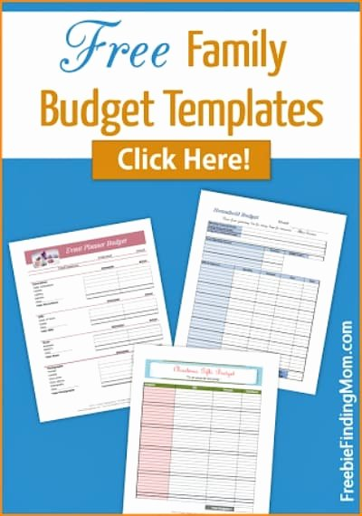 Household Budget Template Printable Inspirational 29 Free Home organization Printables