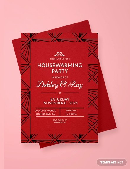 Housewarming Invitation Templates Free Best Of Free Housewarming Invitation Template Download 518