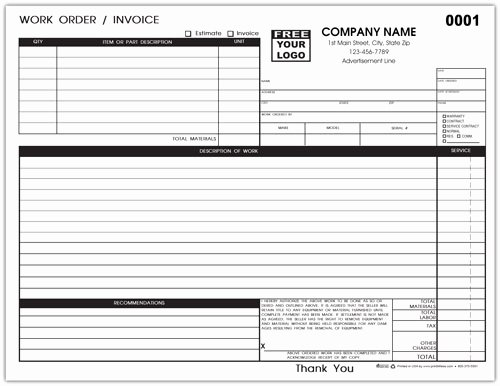 Hvac Service order Invoice Template Luxury Hvac Repair Invoice 883 B