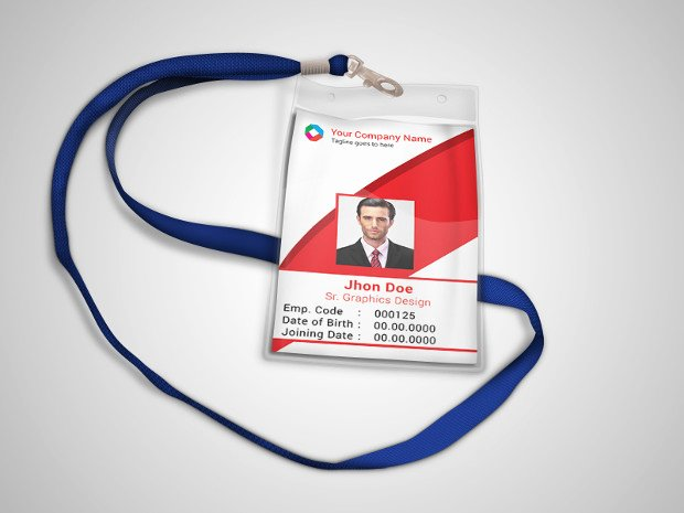 Id Card Templates Photoshop Best Of 30 Id Card Psd Templates