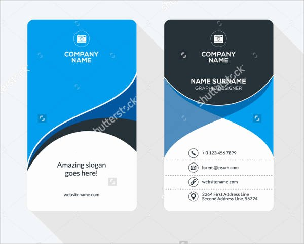 Id Card Templates Photoshop Elegant 38 Id Card Templates Psd Eps Png