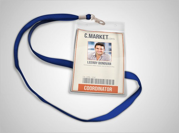 Id Card Templates Photoshop Inspirational 29 Id Card Templates Psd