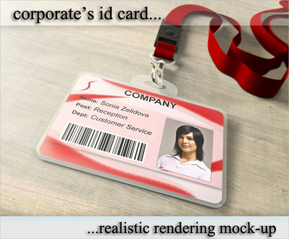 Id Card Templates Photoshop Lovely 8 Best Of Student Id Card Shop Templates