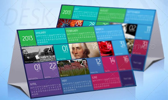 In Design Calendar Templates Awesome 37 Beautiful Indesign Calendar Templates – Design Freebies