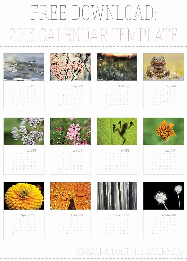 In Design Calendar Templates New 18 Best Free Indesign Templates Images On Pinterest
