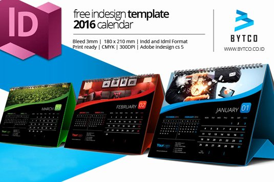 In Design Calendar Templates Unique 4 Free 2016 Calendar Template Designs